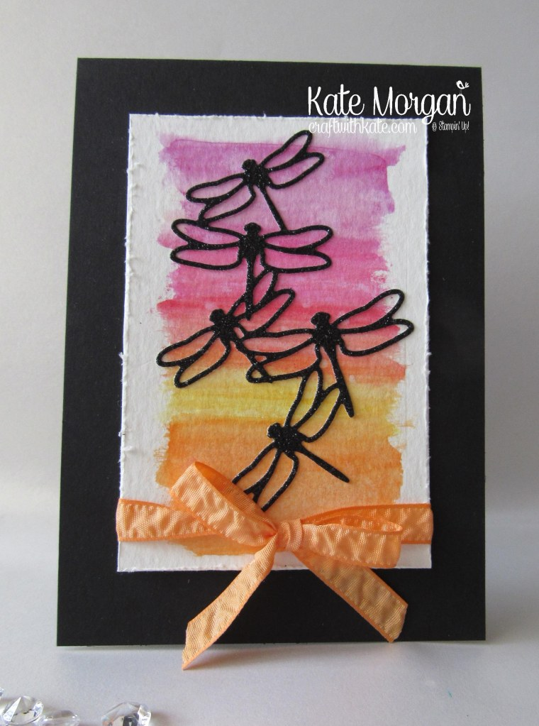 dragonfly-watercolouring-using-stampin-ups-detailed-dragonfly-thinlits-watercolour-pencils-by-kate-morgan-occasions2017