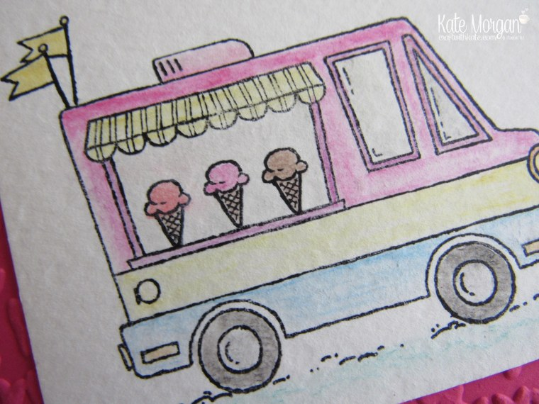 icecream-van-card-using-stampin-ups-tasty-trucks-watercolour-pencils-and-falling-petals-tief-saleabration-2017-by-kate-morgan-stampin-up-demonstrator-classes-available-in-rowvill