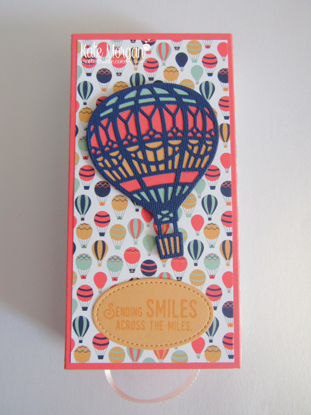 popping-box-card-using-stampin-up-lift-me-up-up-away-and-carried-away-dsp-by-kate-morgan-independent-demonstrator-melbourne-occasions2017-salebration2017-front
