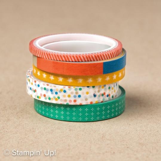 Party Animal Designer Washi Tape (147362)