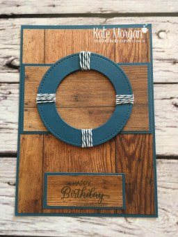 Wood Textures DSP, Dapper Denim Baker's Twine by Kate Morgan, Independent Stampin Up Demonstrator Australia