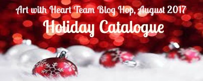 AWHT Blog Hop Holiday Catalogue - August 2017
