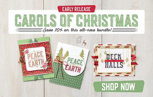 Carols of Christmas Bundle from Craft with Kate
