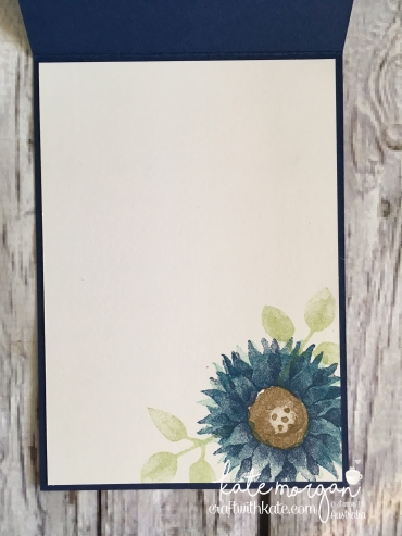Farewell card using Stampin Up Painted Harvest, by Kate Morgan, Independent Demonstrator, Australia. Fancy #makeacardsendacard inside