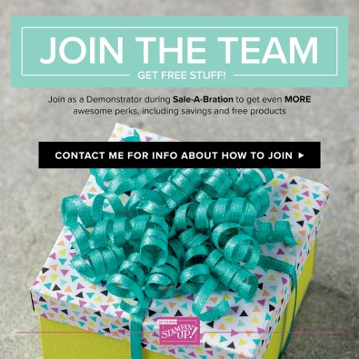 JOIN MY TEAM