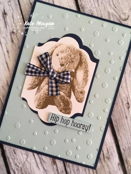 Sweet Little Something, Scattered Sequins TIEF Stampin Up by Kate Morgan, Independent Demonstrator Australia #Occasions2018 DIY