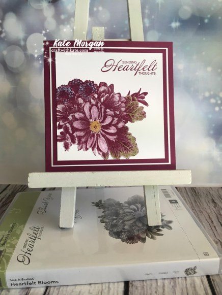 Heartfelt Blooms Stampin Up by Kate Morgan, Independent Demonstrator, Australia, Saleabration 2018.jpg
