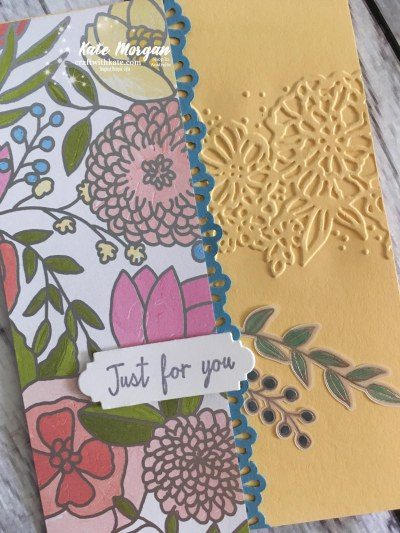 Sweet Soiree SDSP Stampin Up Occasions 2018 by Kate Morgan, Independent Demonstrator, Australia