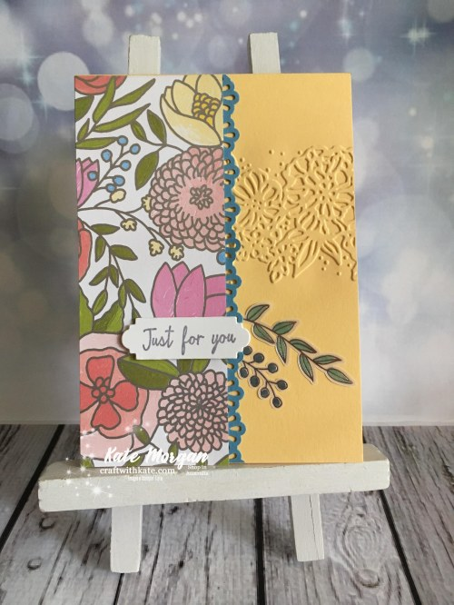 Sweet Soiree SDSP Stampin Up Occasions 2018 by Kate Morgan Independent Demonstrator Australia