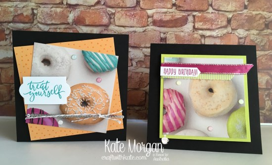 Picture Perfect Birthday with Party DSP, Occasions 2018 Stampin Up by Kate Morgan Independent Demonstrator Australia.