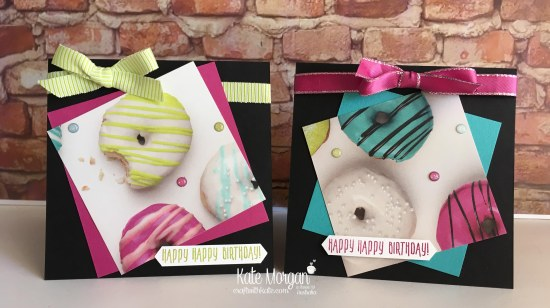 Picture Perfect Birthday with Party DSP, Occasions 2018 Stampin Up by Kate Morgan Independent Demonstrator Australia