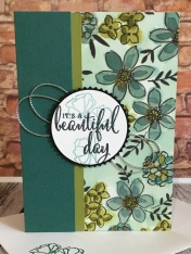 Love What You Do & Share What You Love Specialty DSP Stampin Up by Kate Morgan, Australia..