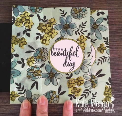 Share What You Love Suite 2018 Stampin Up by Kate Morgan, Australia 2