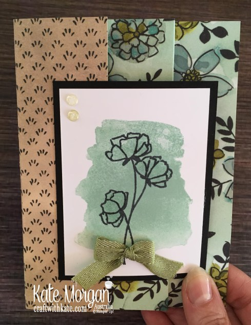 Share What You Love Suite 2018 Stampin Up by Kate Morgan, Australia.