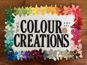 AWH Colour Creations Blog Hop