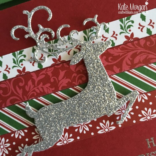 Dashing Along with Dashing Deer by Kate Morgan, Stampin Up Australia, Holiday 2018
