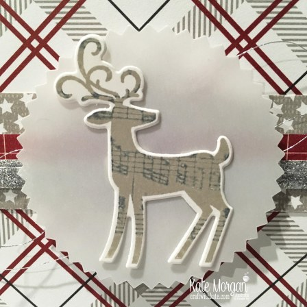 Festive Farmhouse meets Dashing Deer Stampin Up Australia by Kate Morgan, 2018 Holiday catalogue.