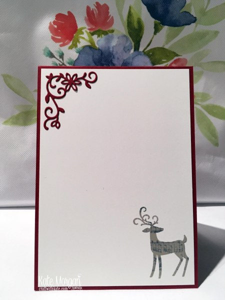 Festive Farmhouse meets Dashing Deer Stampin Up Australia by Kate Morgan, 2018 Holiday catalogue