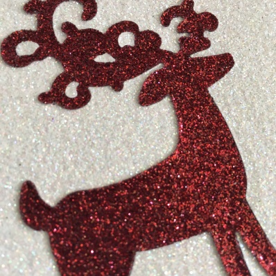 Dashing Deer Inlaid technique by Kate Morgan, Australia, 2018