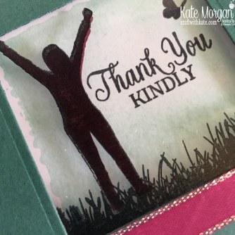 Enjoy Life 2018 Handmade Card using Stampin Up by Kate Morgan, Australia
