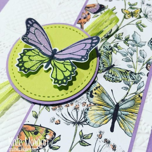 Butterfly Gala & Botantical Butterfly DSP Stampin Up Occasions Saleabration by Kate Morgan, Australia 2019