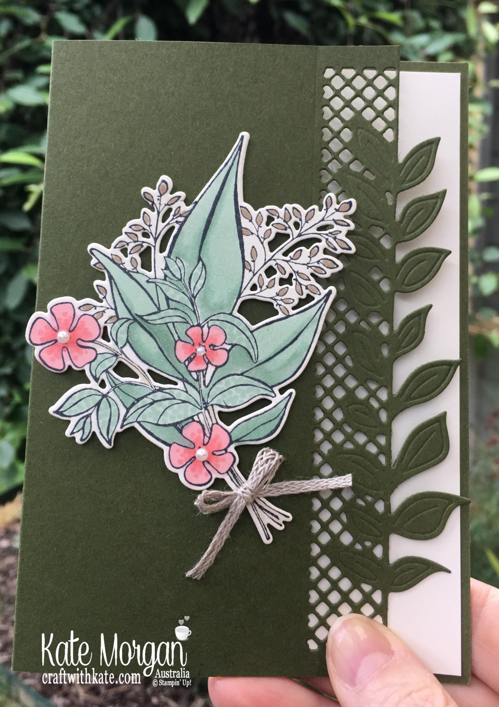 Floral Romance Suite Stampin Up by Kate Morgan, Australia 2019 Occasions.JPG
