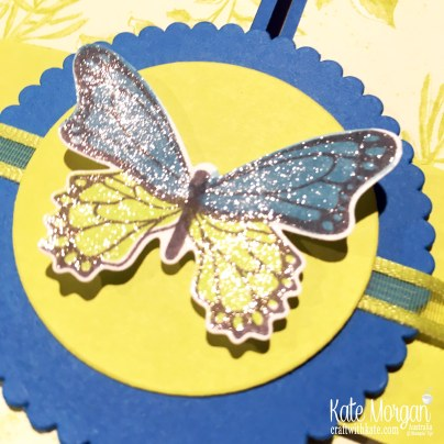 butterfly gala for colour creations pacific point occasions stampin up by kate morgan australia 2019.