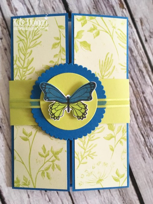 butterfly gala for colour creations pacific point occasions stampin up by kate morgan australia 2019