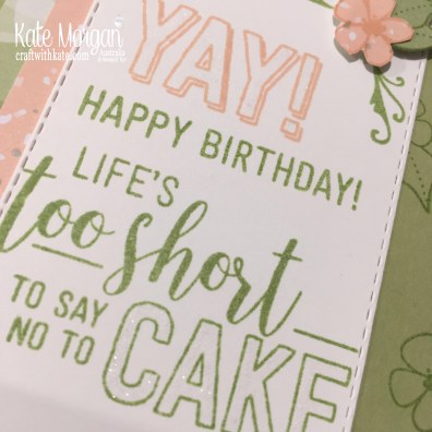 amazing life & floral romance sdsp by kate morgan stampin up australia occasions 2019.