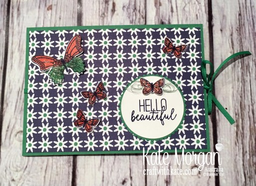 butterfly gala & happiness blooms stampin up occasions 2019 by kate morgan australia