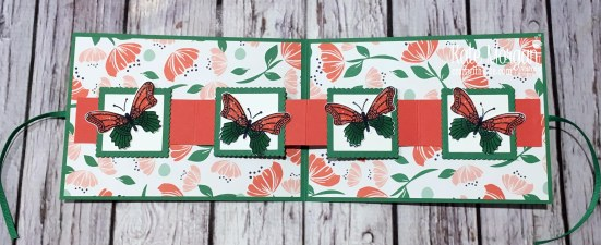 butterfly gala & happiness blooms stampin up occasions by kate morgan australia 2019