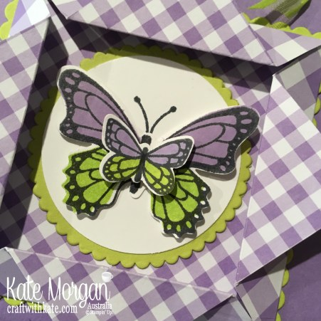 butterfly gala origami window card by kate morgan stampin up australia, occasions 2019