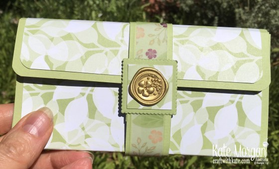 Gift Purse Stampin Up Occasions