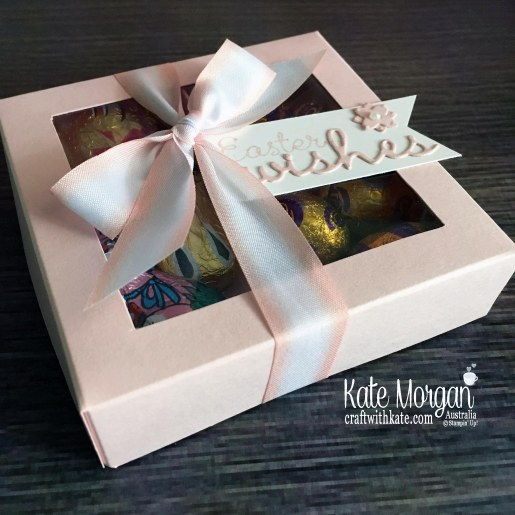 Divided Easter Treat Box by Kate Morgan Stampin Up Australia..JPG