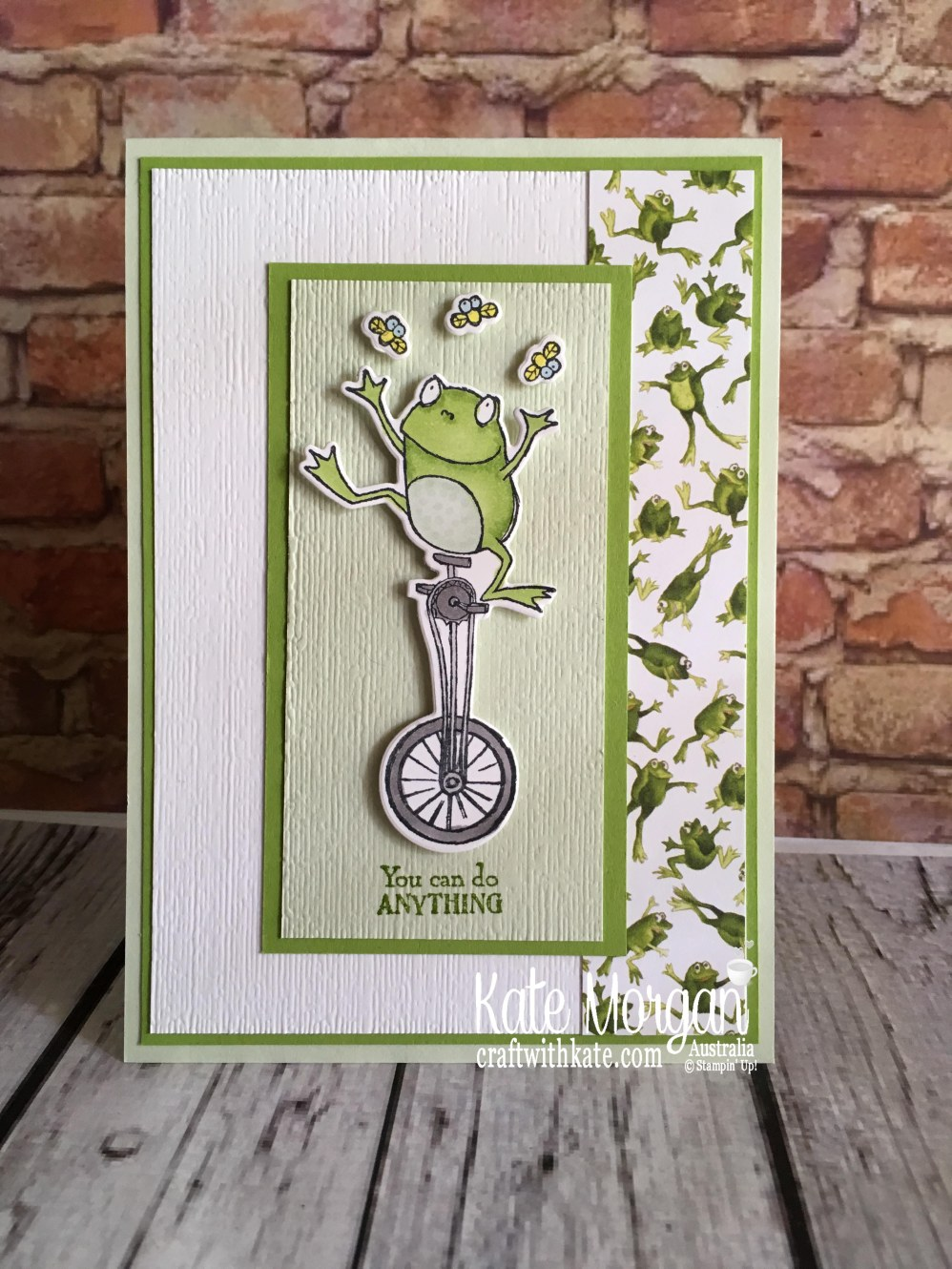 So Hoppy Together Frogs by Kate Morgan, Stampin Up Australia..jpg