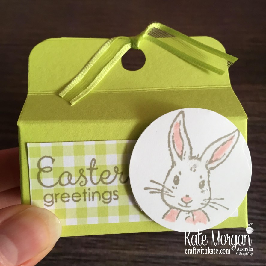 Easter Treat Box with Fable Friends Occasions 2019 by Kate Morgan Stampin Up Australia.JPG