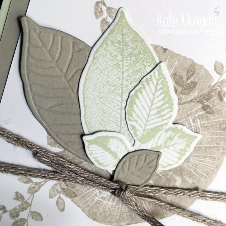 Thank you card with Stampin Up Rooted in Nature Bundle by Kate Morgan Australia 2019 Colour Creations Sahara Sand.JPG