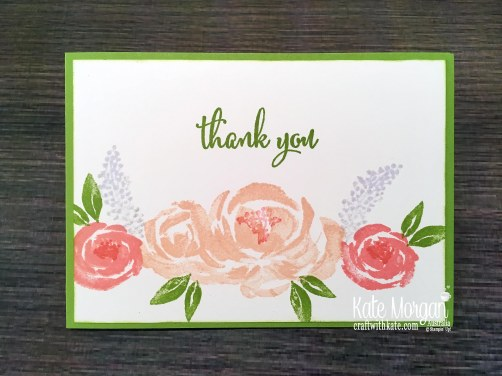 Simple Stamping using Stampin Up Beautiful Friendship & Love What You Do by Kate Morgan, Australia 2019.JPG