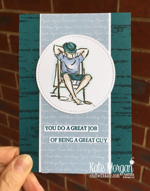A Good Man masculine card by Kate Morgan Stampin Up Australia 2019.JPG
