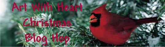 Art With Heart Christmas Blog Hop 2019