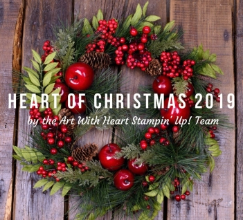 Heart of Christmas Blog Hop 2019
