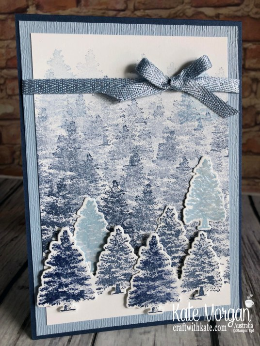 Christmas card using Stampin Up Rooted in Nature by Kate Morgan, Australia 2019.jpg
