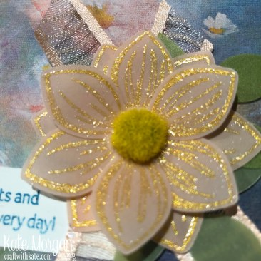 DSP Blog Hop using Stampin Up Perennial Essence DSP by Kate Morgan Australia Art with Heart 2019.