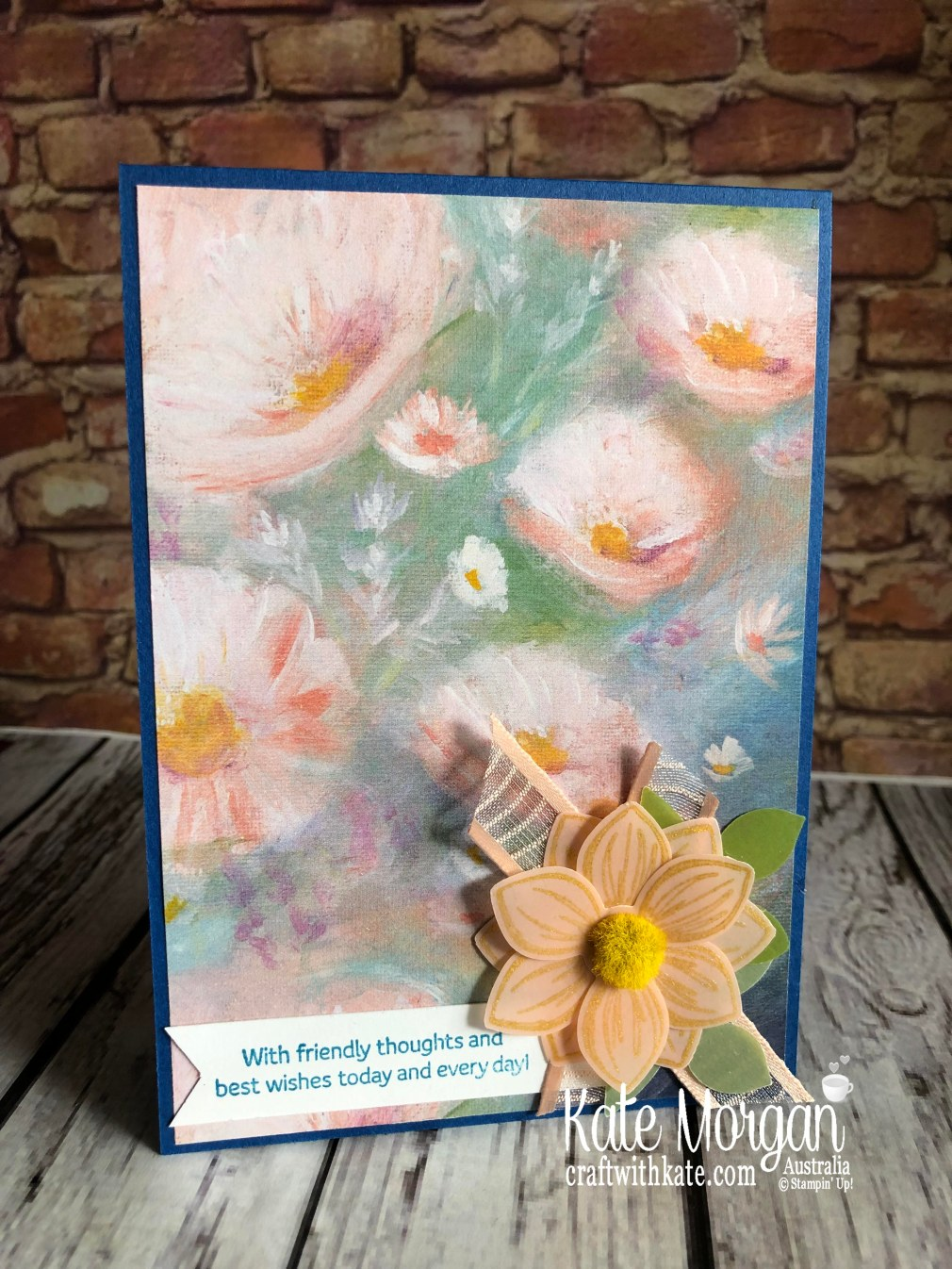 DSP Blog Hop using Stampin Up Perennial Essence DSP by Kate Morgan Australia Art with Heart 2019.jpg