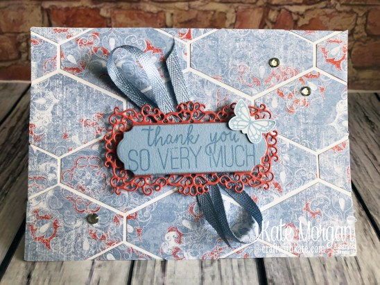 DSP Blog Hop using Stampin Up Woven Threads, Ornate Frames Dies & Butterfly Gala by Kate Morgan Australia Art with Heart 2019.jpg