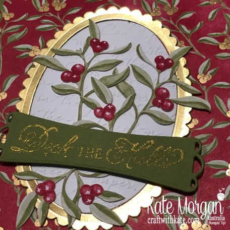 Most Wonderful Time Product Medley by Kate Morgan Stampin Up Australia 2019 Holiday catalogue..