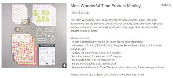 Most Wonderful Time Product Medley.JPG