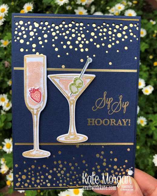 Sip Sip Hooray by Craft with Kate, Stampin Up Australia 2019 Holiday catalogue.jpg