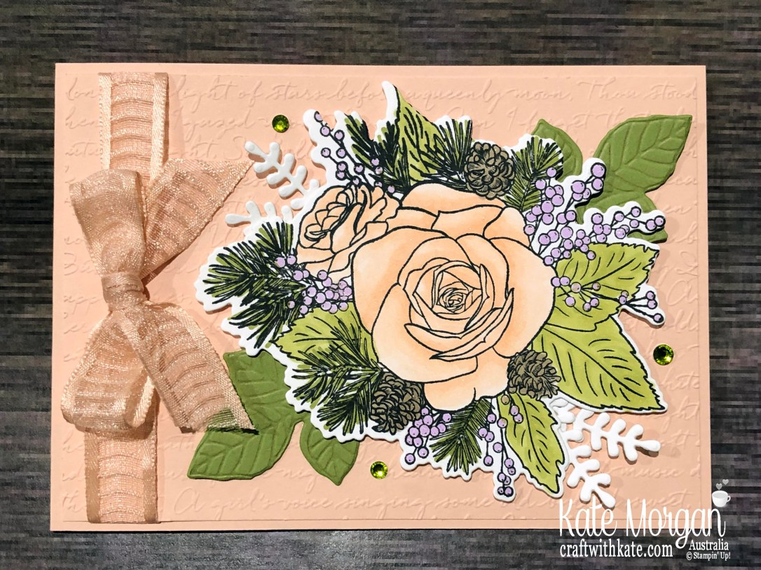 Christmastime is Here, Stampin Up Holiday catalogue 2019 by Kate Morgan, Australia..jpg