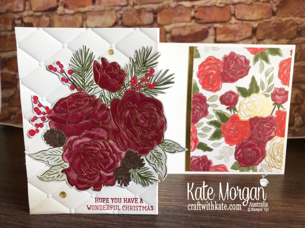 Christmastime is Here Suite from Stampin Up by Kate Morgan Australia..jpg